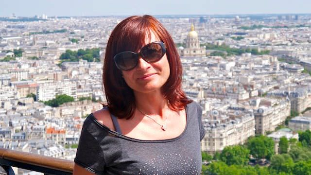 Эллина Гончарова, Париж