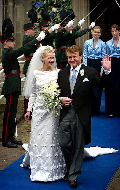 Свадьба принца Фризо и Мейбл