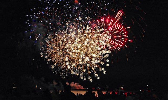 Фестиваль в Схевенинген, фото с сайта haagsepraatjes.wordpress.com