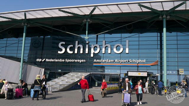 Аэропорт Амстердама Схипхол, Amsterdam airport Schiphol
