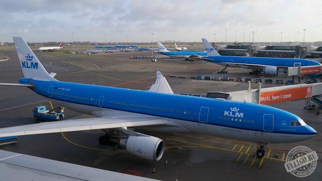 Аэропорт Амстердама Схипхол, Schiphol