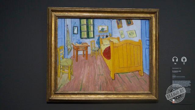 """Картина """"Спальня в Арле"""""""