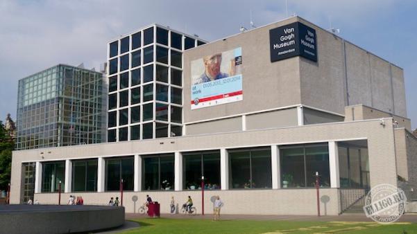 Музей Ван Гога в Амстердаме-01