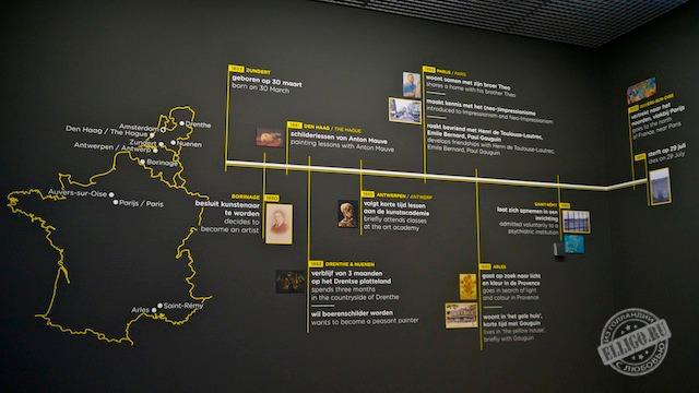 Хронология жизни Ван Гога