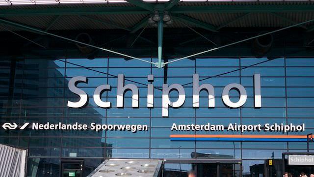 аэропорт Амстердама Схипхол (Amsterdam Airport Schiphol)