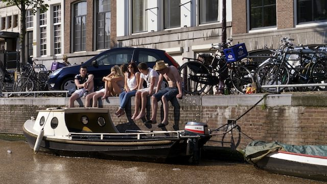 Амстердамцы