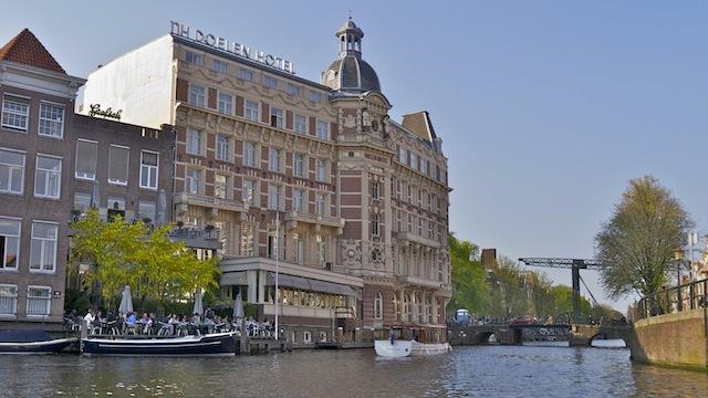 """Отель """"NH Doelen Hotel"""""""