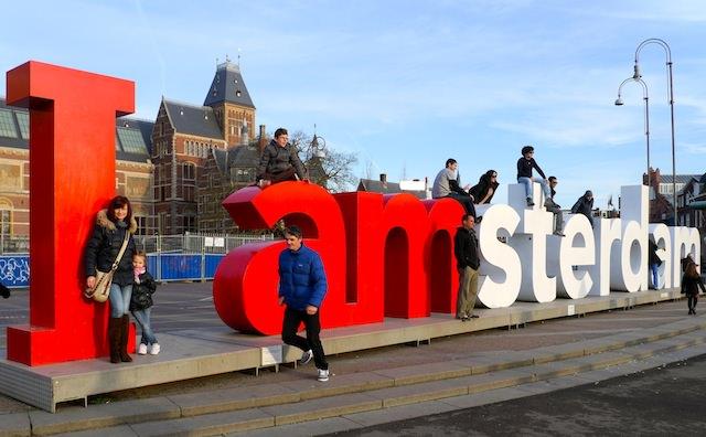 Мы и Амстердам
