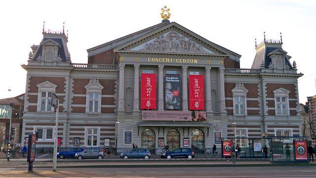 Концертный зал Амстердама