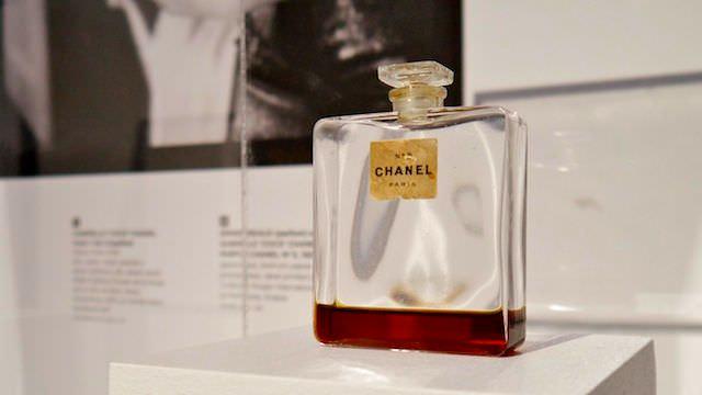 """Флакон """"Шанель №5"""" 1921 года"""