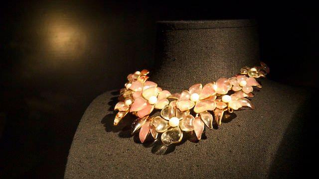 Ювелирное украшение из частной коллекции