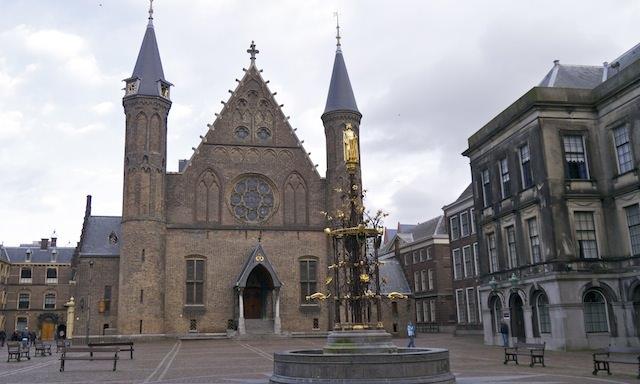 Рыцарский зал (Ridderzaal)