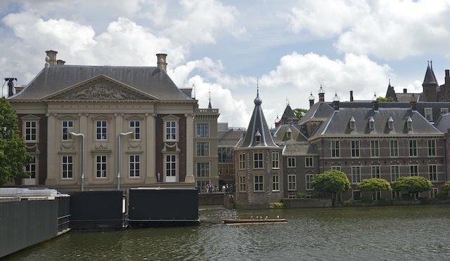 Художественная галерея Маурицхаус (Mauritshuis)