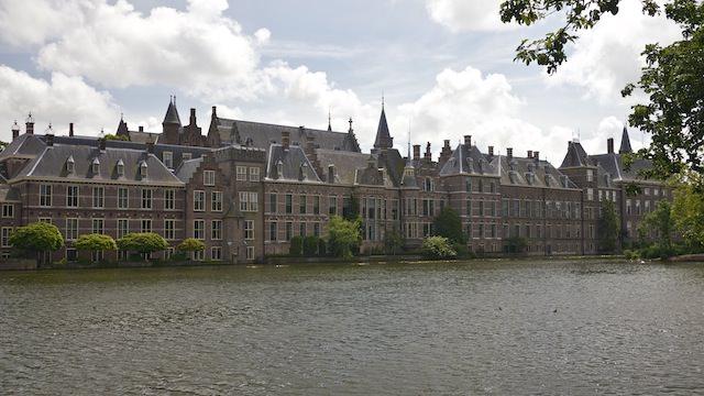 Бывший графский дворец Бинненхоф (Binnenhof)