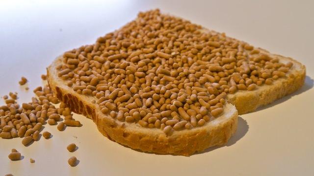 Хлеб с шоколадом