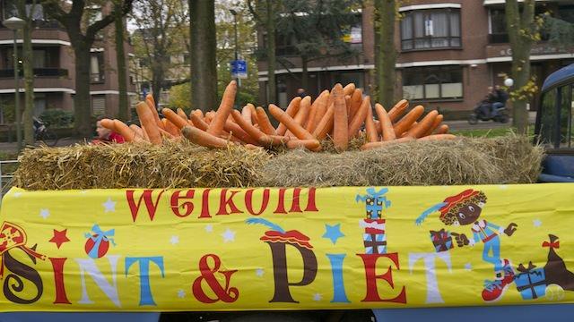 Морковка для лошадки Синта