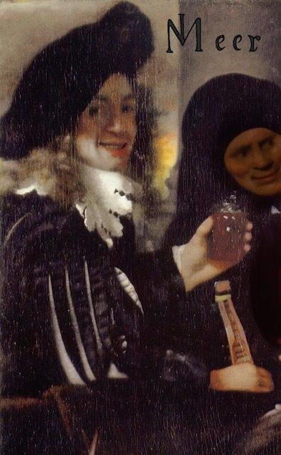 Предположительно портрет художника Яна Вермеера