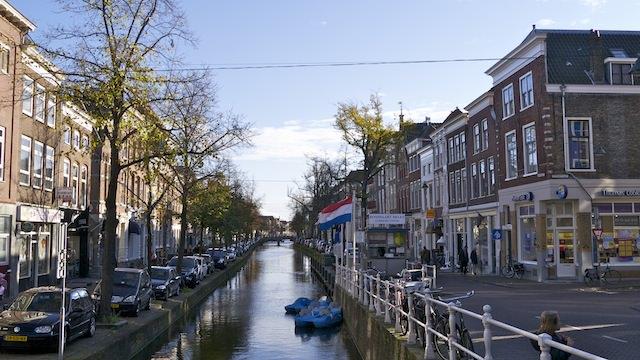 roondvaart Delft