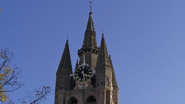Колокольня Старой церкви