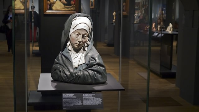 Скорбящая Мария