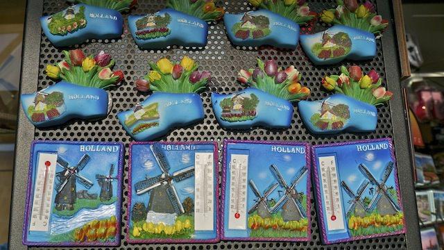 сувениры Голландия