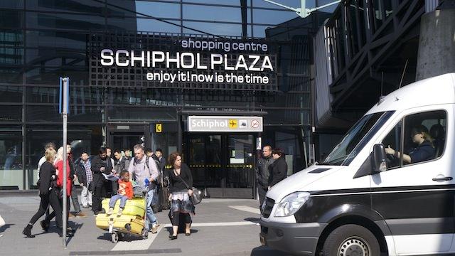 """Торговый центр """"Schiphol plaza"""""""
