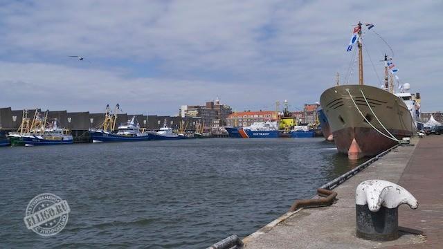 Корабли в гаване