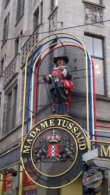 Музей Мадам Тюссо, Амстердам