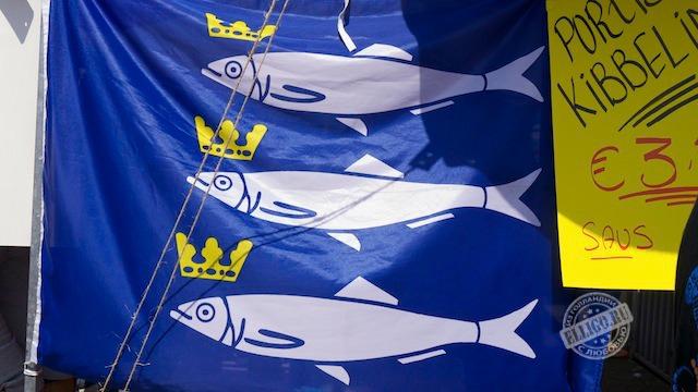 Флаг Схевенингена