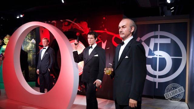 Агенты 007, в полном составе