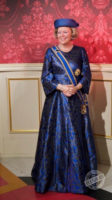 Беатрикс, экс-королева Нидерландов