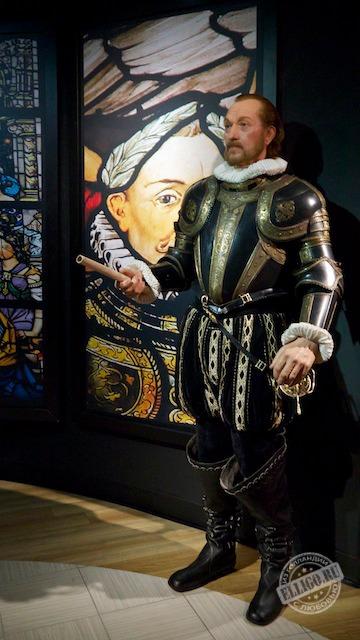 Виллем ван Оранье, прародитель королевской династии Нидерландов