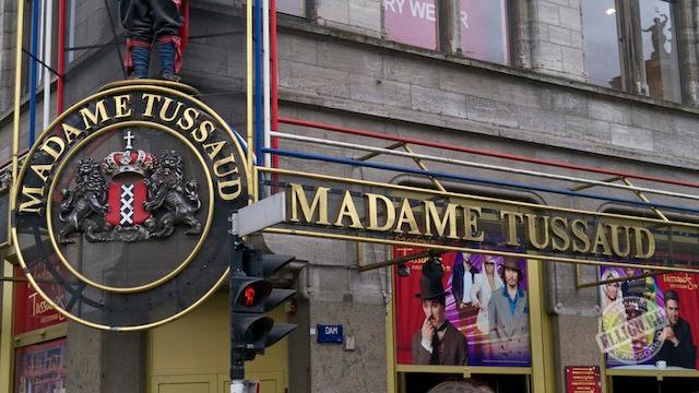 Музей восковых скульптур Мадам Тюссо