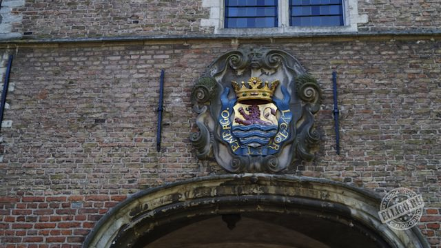 Геральдика Аббатства, Мидделбург
