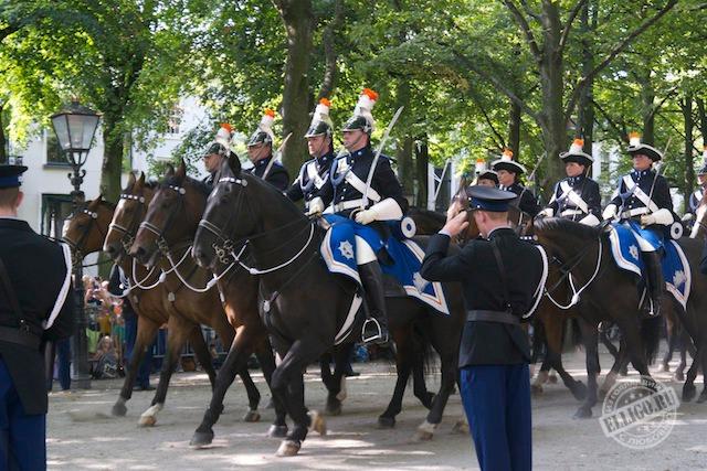 Королевская кавалерия-01, Prinsjesdag