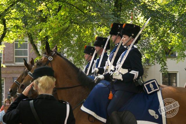 Королевский парад, Prinsjesdag