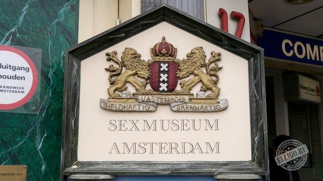 Музей секса в Амстердаме Sexmuseum-1