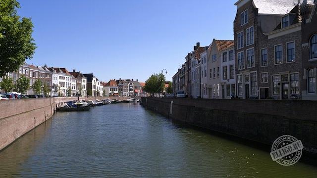 Набережная канала, Мидделбург