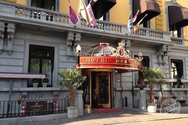 Отель des Indes
