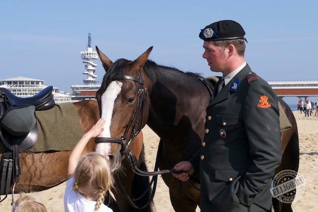 Тренировка военных, Prinsjesdag