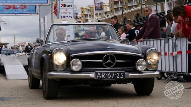 Старинные автомобили-10