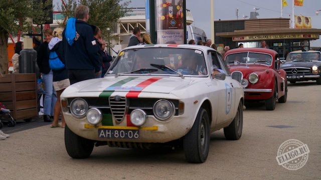 Старинные автомобили-16