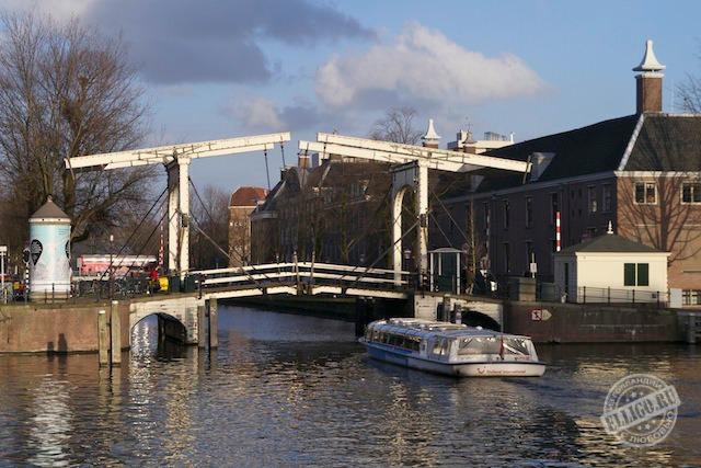 Амстердам в декабре-2