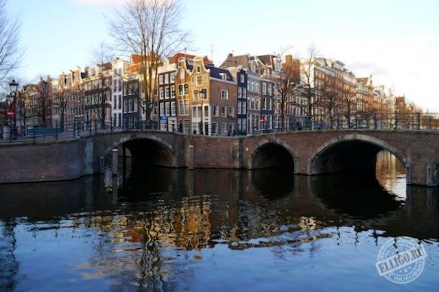 Амстердам в декабре-4