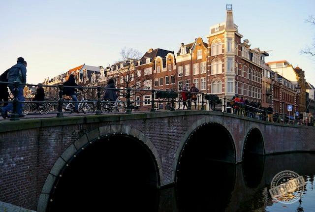 Амстердам в декабре-66