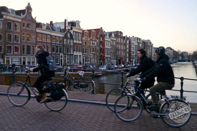 Амстердам в декабре-77