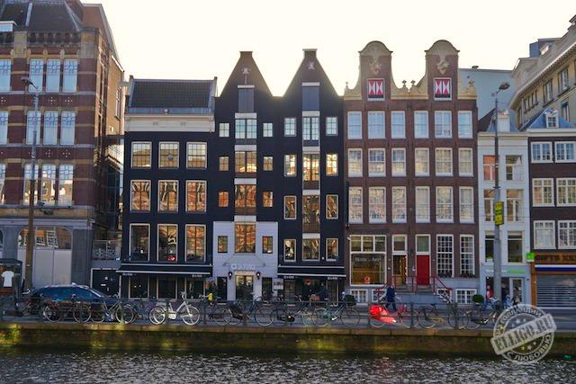 Амстердам в декабре