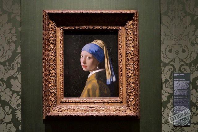 Девушка-с-жемчужной-сережкой-Музей-Маурицхаус-Mauritshuis