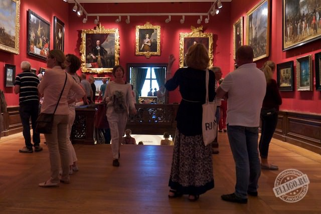 Музей Маурицхаус, Mauritshuis-04