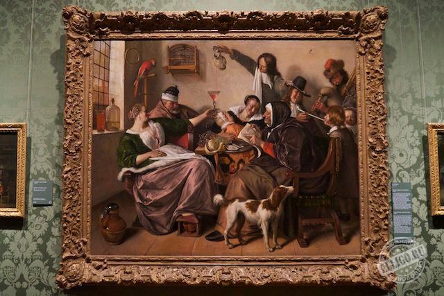 Музей Маурицхаус, Mauritshuis-12